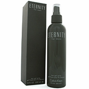 (Calvin Klein) ETERNITY MEN Hair Gel Spray 8.0oz (M)