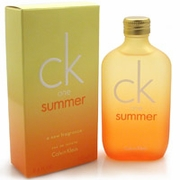 (Calvin Klein) CK ONE SUMMER EDT Spray 3.4oz (U)