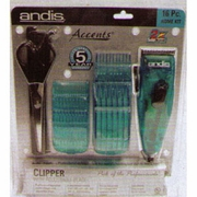 Andis Accent Clipper - Green #23520