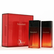 (Christian Dior) FAHRENHEIT EDT Spray 2x1oz in Cube (M)