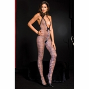 Music Legs Bodystocking 1463
