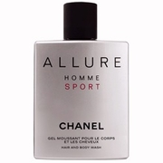 (Chanel) ALLURE HOMME SPORT Hair & Body Wash 6.7oz (M)