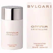 (Bvlgari) OMNIA CRYSTALLINE Body Lotion 6.7oz (W)