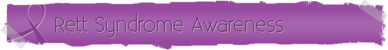 rett syndrome awareness rett syndrome awareness ribbon find the