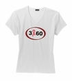Breast  Cancer 3-day Fitted T-shirts
