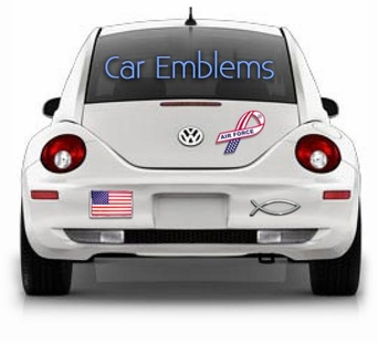 fc223c1aee4 Buy Car Emblems and Car Magnets from our Car Emblems section. We offer a  wide array of Car Emblem products such as Military Emblems, Christian Fish  Emblems.