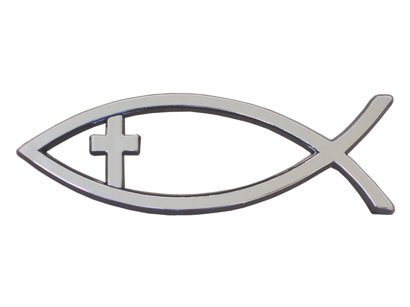 Christian Bumper Stickers Jesus Fish Car Magnet Christian Fish