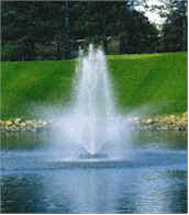 1 to 5 HP Large  Kasco  Display Fountains