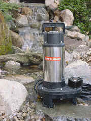 1 HP EasyPro Submersible Pump - 5900 GPH