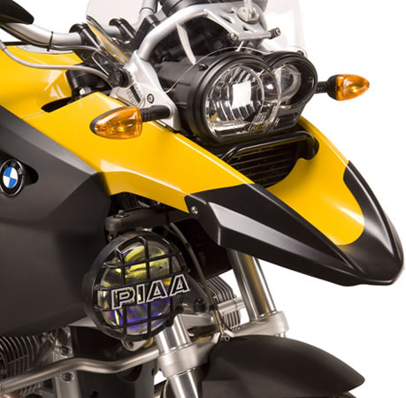 Maier Front Beak Extension for BMW R1200GS Years 2008 - 2012