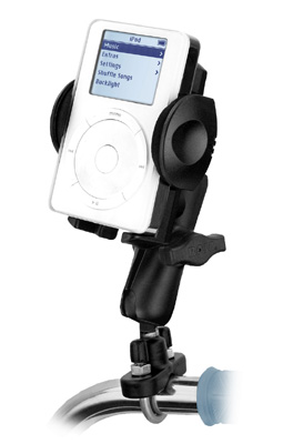 Mount for I-Pod G1, G2, G3, G4, G5 Series, Mini Series and Philips GoGear