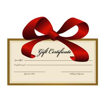 $50 Adventure Designs Gift Certificate