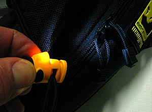 Cord Lock LED Light for Zipper Pulls
