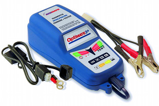 Optimate 3 Desulfating Battery Maintainer & Charger by Tecmate