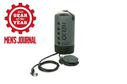 Helio Compact Pressure Shower by Nemo