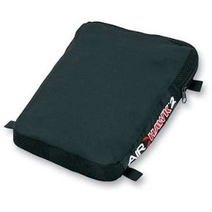 Airhawk 2 Pillion Passenger Comfort Seat Cushion.  Longer Rides Start Here