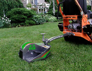 E-Z Ride Mower Sulky<br>REZ