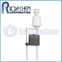 x Rola-Chem Paradise M600A, Float Valve Assembly for Pool Sentry M-2000