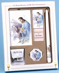 First Mass Book Deluxe Boxed Set ( Good Shepherd Edition )