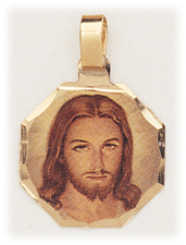 Head of Christ Pendant