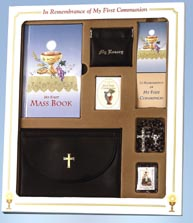 First Mass Book Premier Boxed Set (My First Eucharist Edition)