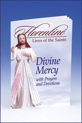 LIVES OF THE SAINTS FLORENTINE COLLECTION DIVINE MERCY