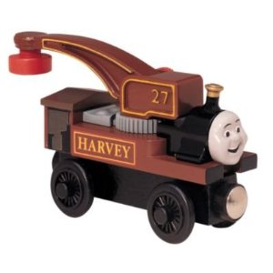 Harvey Train Engine