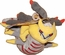 "Giratina (Original Form) Diamond & Pearl Pokemon 6"" Plush Stuffed Toy"