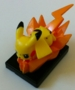 Red & Blue Pokemon - Pikachu with Stand