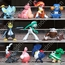 Pokemon Action Figures Lot D