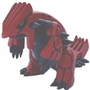 Pokemon Action Figure - Groudon