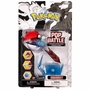 Oshawott - Pokemon Pop 'n Battle Launcher With Attack Target Black and White Series #1