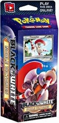 Pokemon Black and White Noble Victories Accelgor