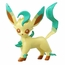 Diamond & Pearl Pokemon - Leafeon