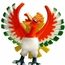 Pokemon Action Figure - Ho-oh 3 Inch