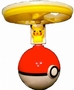 Pokemon On Spin Top