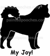 Alaskan Malamute My Joy! My Love! My Life! Long Sleeve T-Shirt