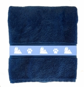 Maltese Bath Towels
