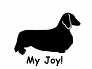 Dachshund Longhaired My Joy! My Love! My Life! T-Shirt
