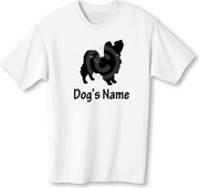 Chihuahua-Long Coat Personalized with Dog's Name