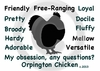 Orpington Chicken Obsession T-Shirt