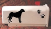 Anatolian Shepherd Dog Mail Box