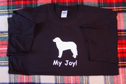 Kuvasz My Joy! My Love! My Life! T-Shirt