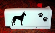 Manchester Terrier Mail Box