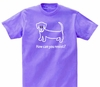 Dachshund How Can You Resist? T-Shirt
