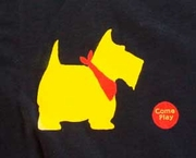 Scottish Terrier Come Play T-Shirt