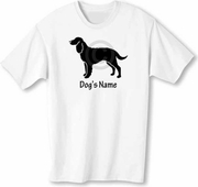 American Water Spaniel Personalized with Dog's Name