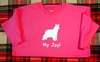 Chinese Crested My Joy! My Love! My Life! Long Sleeve T-Shirt