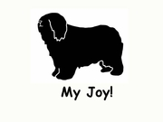 Polish Lowland Sheepdog My Joy! My Love! My Life! T-Shirt