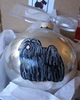 Puli Hand Painted Christmas Ornament
